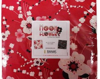 "Moon Flower 10"" x 10"" pack"