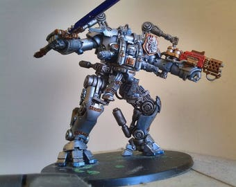 Nemesis Dreadknight (multipart) WARHAMMER 40-K 30-K wargame