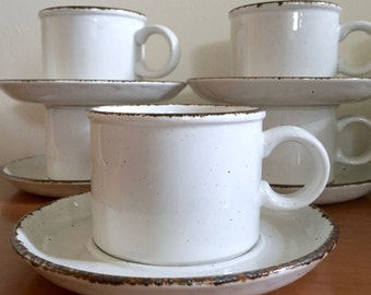 Midwinter Stonehenge Creation Cup and Saucer
