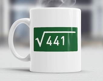21st Birthday, Square Root Of 441, 1995 Birthday, 21st Birthday Gift, 21st Birthday Idea, Vintage, 1995, 21st Birthday Present 21 year old!