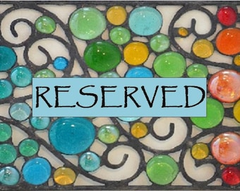 Custom Stained Glass Garden Art - Stained Glass Garden Stakes - Stained Glass Yard Art - Windsong Glass Studio