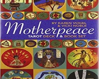 Motherpeace Tarot Deck [With Book]