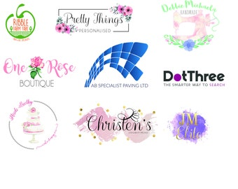 Logo Design and Branding Packages - Unlimited revisions - Business Logos - Creative and corporate