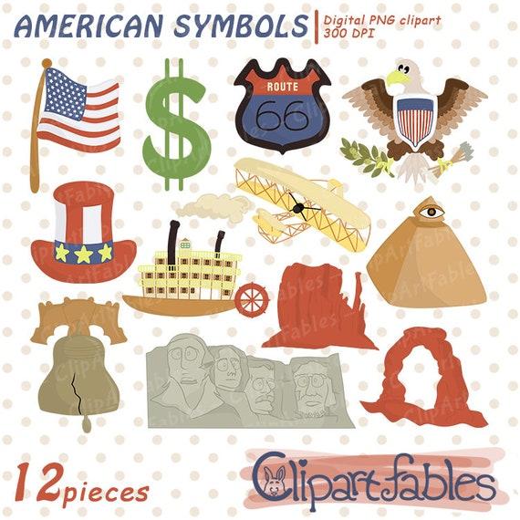 American National Symbols USA National Sy...