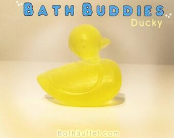 BATH BUDDIES  Little Duckie