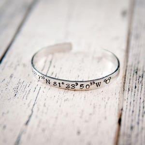 Disney World Coordinates , Disney  bracelet, Disney jewelry, Disney cuff, Disneybound jewelry, Disney jewelry gift, handmade jewelry