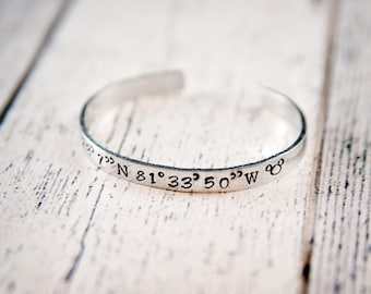 Disney World Coordinates , Disney  bracelet, Disney jewelry, Disney cuff, Disneybound jewelry, Disney jewelry gift, handmade jewelry