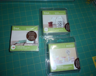 Multiple Cricut Art Cartridges to Choose From Cartridge 50+ Unique Projects for All Cricut Machines NEW Factory Sealed