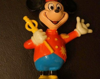 Vintage Disney Mickey Mouse Band Leader