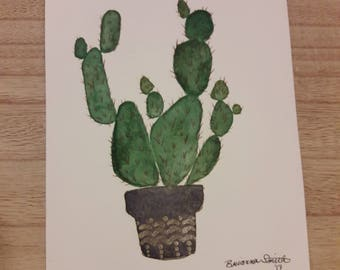 20% Off - Cute Prickly Pear Painting