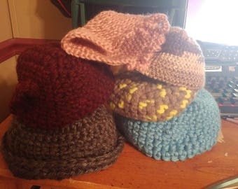 Made to Order Beanies