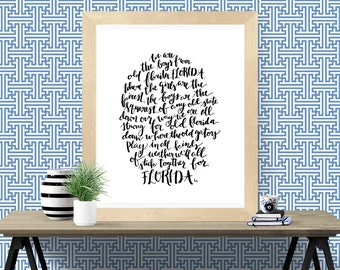 We are the boys- UF Print