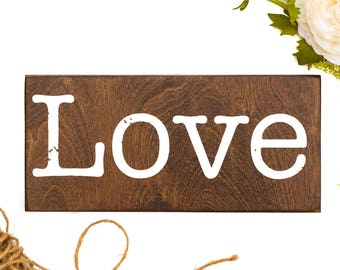 love wood signs love, love wall art sign, rustic love signs, wooden sign love, love wooden sign, love wood signs, wedding gift ideas