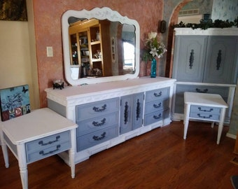 Bedroom furniture, dressers, shabby chic,  buffets, nightstands, chalk painted dressers, vintage, dining room furniture, painted dresser,