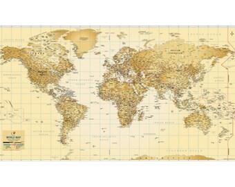 Decorator World  Map