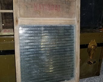 National Washboard Company Washing Board