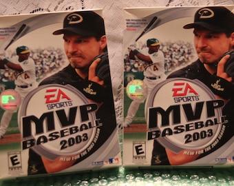 MVP Baseball 2003 - PC - Factory Sealed