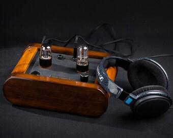 """TOR AUDIO """"Roger"""" Headphone tube amplifier"""