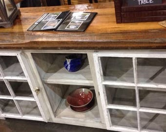 Window Frame Console