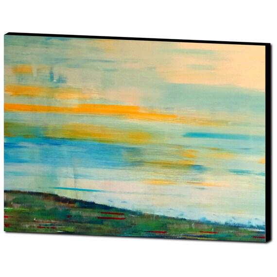 Canvas Art Original Painting Landscape Landscape Wall Art