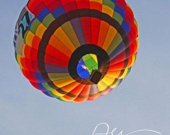 hot air balloon photo, hot air balloon print, Plano balloon fest, balloon art, nursery art, balloon print, balloon decor, child decor