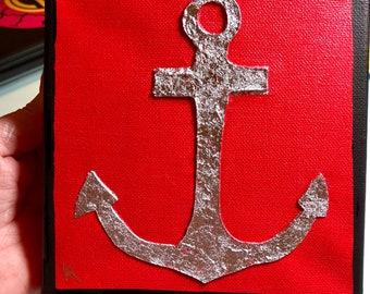 3-D Anchor Painting