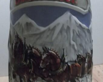 "1985 Budweiser Limited Edition ""A"" Series Stein"