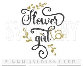 Flower Girl Svg / Flower Girl Shirt / Petal Patrol Svg / Flower Girl Gift / Bride Wedding Svg / Bachelorette Party Shirts / Wedding SVG / Bq