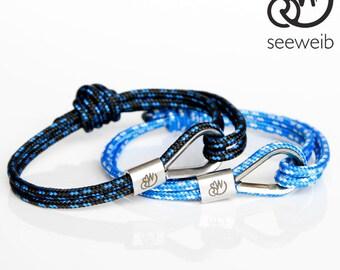 Great bracelet pack, Friendship bracelets, anchor bracelet, best friend bracelets, gift for him, rope bracelets, gift ideas for him, gifts