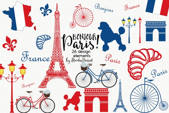 france cliparts paris clip art eiffel tower clipart poodle rh etsy com france clip art free french clip art oh lala