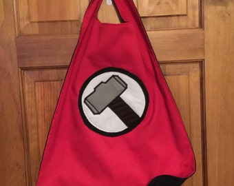THOR Kids Superhero Cape/Costume