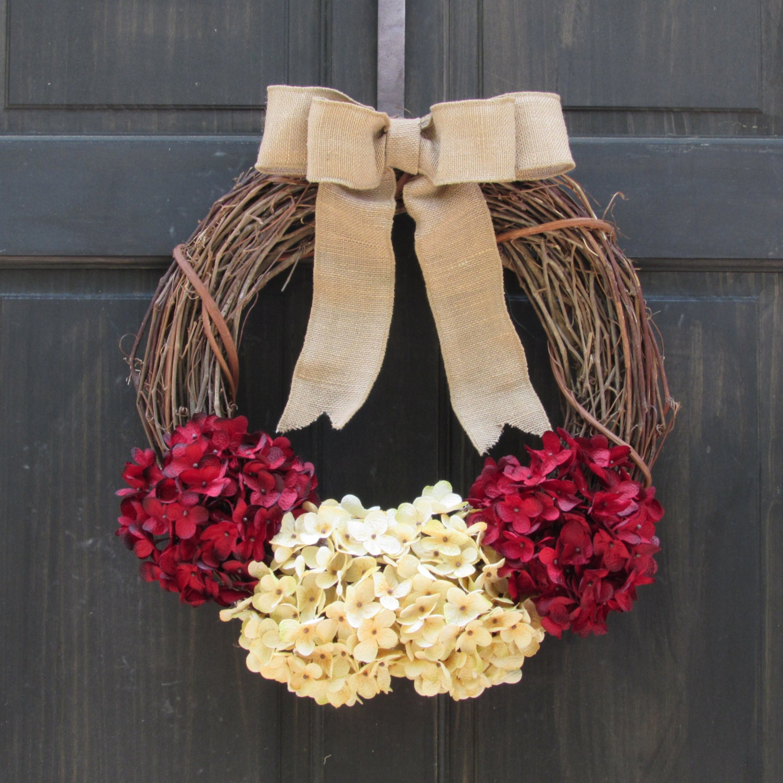 Rustic valentines day wreath for front door decor valentine zoom rubansaba