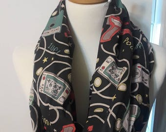 Console Gaming Infinity Scarf