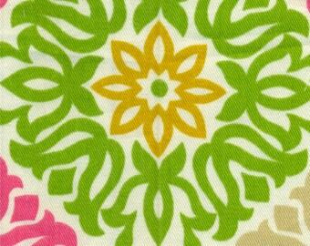 Fabric Covered Binder - Starburst