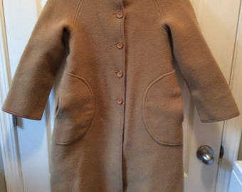 Vintage Turnaround by CuddleCoat Saks Fifth Avenue Coat Size S