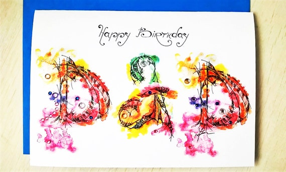 Happy Birthday Dad Greeting Card Personalised Cards Any Name