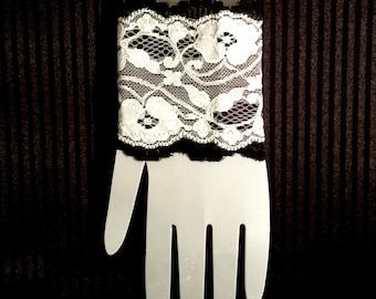 Lace Wristband
