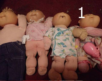 80's Cabbage Patch Kids