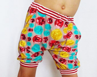 Sewing pattern Baggy Pants casual trousers Harem Pants pattern Pdf sewing, Boys and Girls pattern. Childrens pdf sewing patterns.