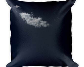 Head on the Clouds A - cloud pillow - Home Decor Pillow Covers - 2 sizes available
