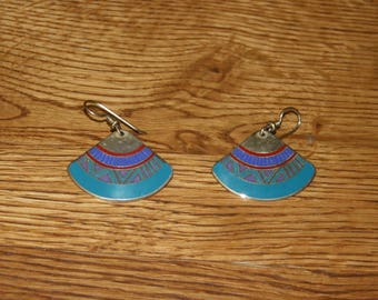 3 Pair Lot of Laurel Burch Earrings  plus Free USA Shipping!