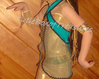 Cleopatra inspired Costume