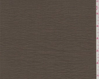 Brown Peppercorn Shimmer, Fabric By The Yard