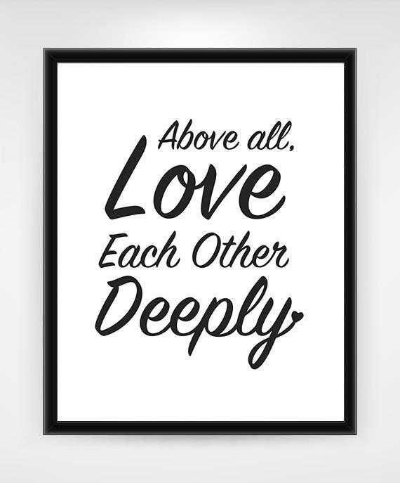 Verse darüber, andere zu lieben