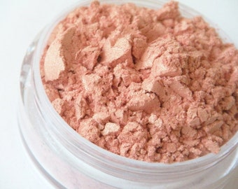 SAMPLES Creamsicle- All Natural Mineral Eyeshadow Pigment