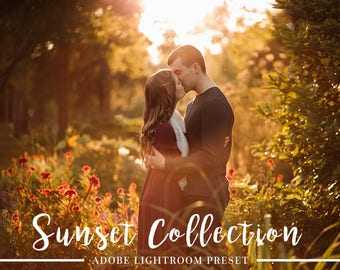 Zanto Presets- Sunset Collection