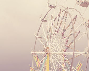summer ferris wheel - limited edition photograph