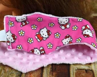 Ear Warmer   Headband   Hello Kitty Ear Warmer   Hello Kitty Head Warmer   Girls Ear Warmer   Head Warmer   Girls Headband