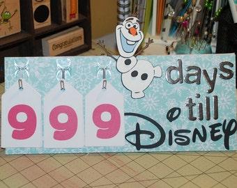 Olof Countdown Calendar