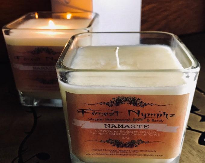 Namaste Soy Wax Gemstone Candle
